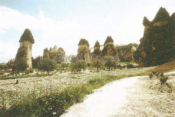 ギョレメ国立公園の画像 p1_16