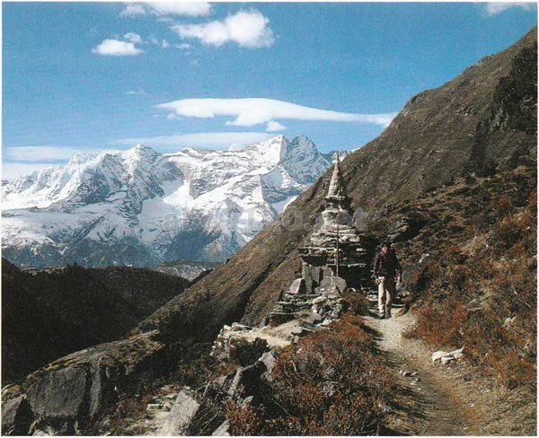 サガルマータ国立公園の画像 p1_13