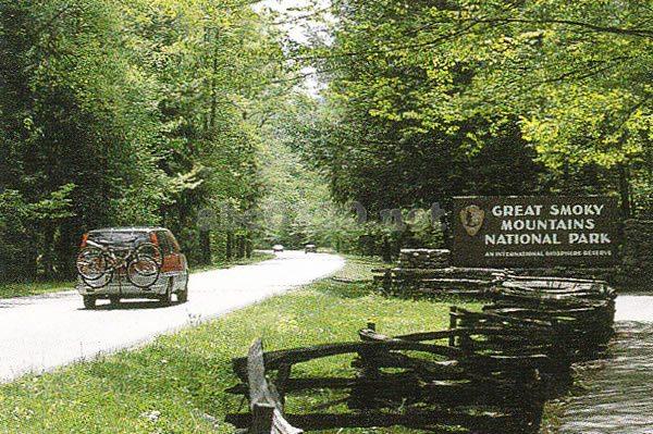 グレート・スモーキー山脈国立公園(アメリカ合衆国世界遺産) 2009年4月7日更新