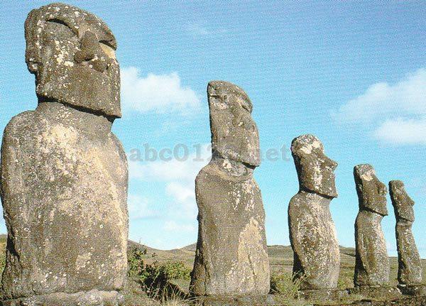 ラパ・ヌイ国立公園(チリ世界遺産) ラパ・ヌイ国立公園(チリ世界遺産)とは【ラパ・ヌイこくりつこ