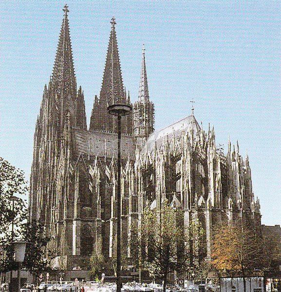 ケルン大聖堂(ドイツ世界遺産) 2009年4月30日更新