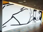 「KYNE《Untitled》2020年」-福岡市美術館