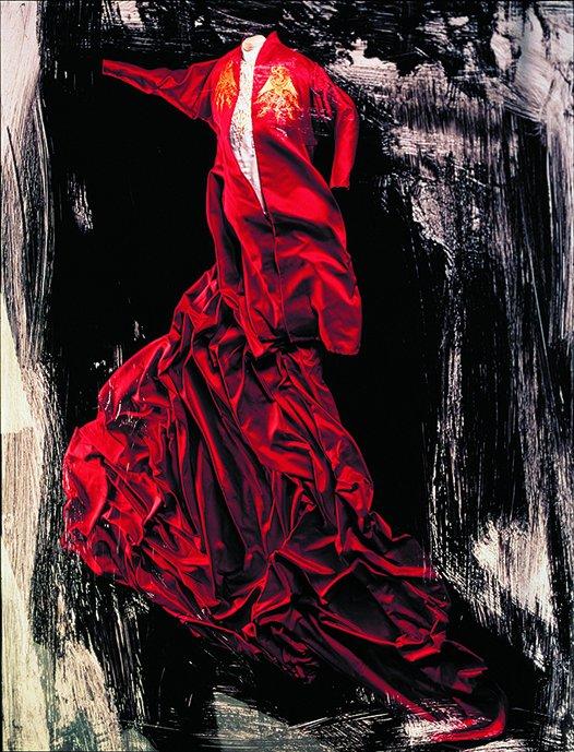 映画 『ドラキュラ』 (フランシス・F・コッポラ監督、1992年) 衣装デザイン  ©David Seidner / International Center of Photography