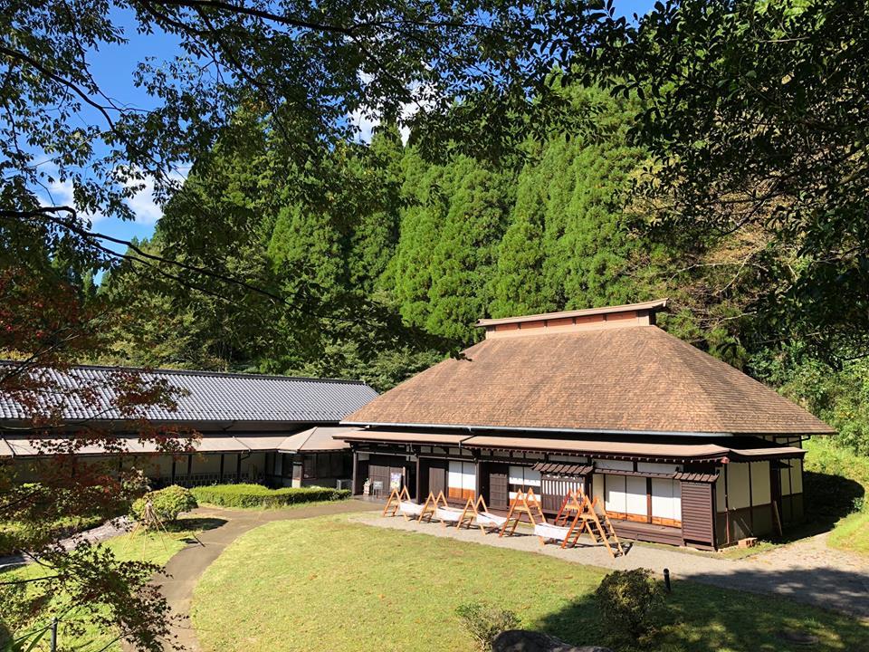 坂本善三美術館-黒渕-小国町-阿蘇郡-熊本県