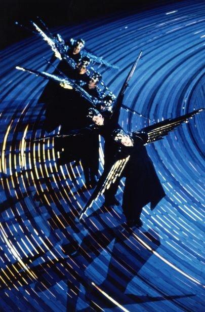 オペラ 『ニーベルングの指環』 (リヒャルト・ワーグナー作、ピエール・アウディ演出、オランダ国立オペラ、1998-1999年) 衣装デザイン  ©ruthwalz