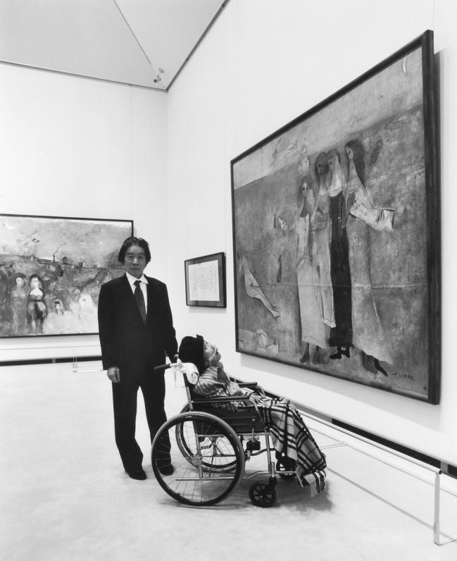常設展「テーマ リラと寄り添い、二人三脚」織田廣喜美術館