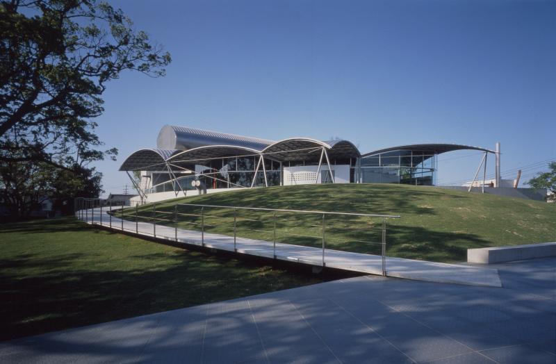 八代市立博物館未来の森ミュージアム-西松江城町-八代市-熊本県