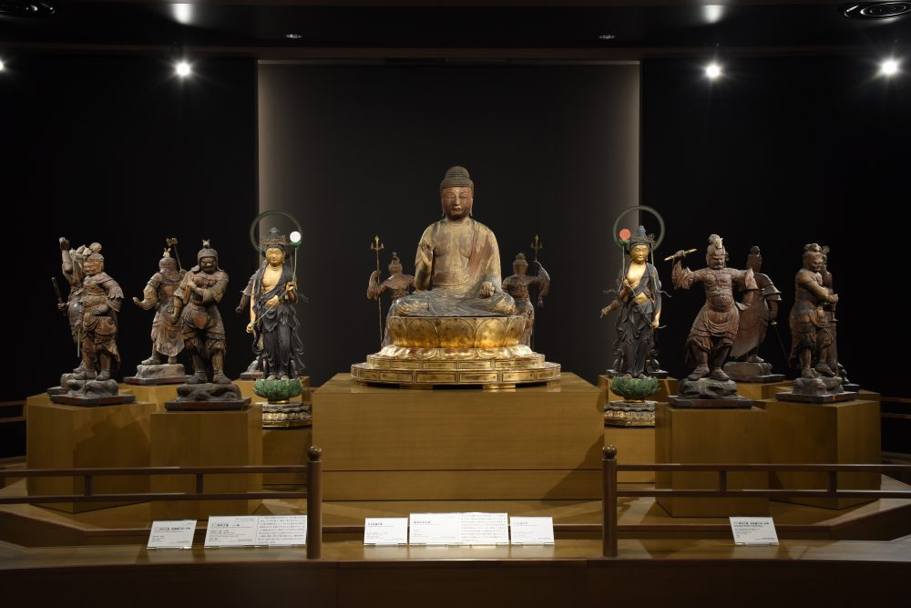 「東光院のみほとけ」-福岡市美術館
