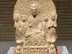 如来五尊像-西魏時代-黄花石-中国の仏像-東洋館-東京国立博物館-東京