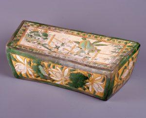 コレクション展「磁州窯の陶枕」大阪市立美術館