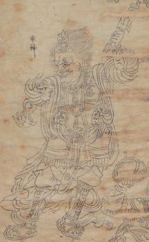 コレクション展「高き空から-仏教美術- 」大阪市立美術館