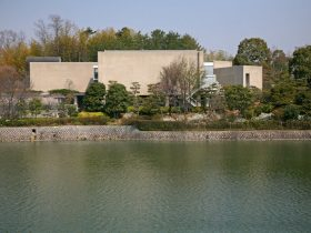 松伯美術館-登美ケ丘-奈良市-奈良県