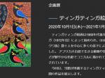 企画展「ティンガティンガ絵画展」マコンデ美術館