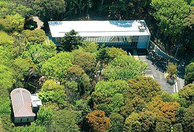 石水博物館-津市-三重県