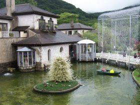 箱根ガラスの森美術館-足柄下郡-神奈川県