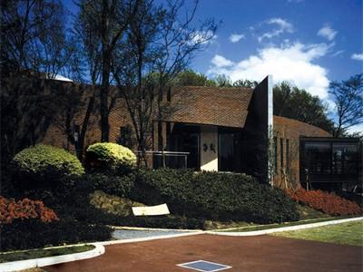 光と緑の美術館-相模原市-神奈川県