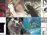 「奇想の国の麗人たち ~絵で見る日本のあやしい話~〈事前予約制〉」弥生美術館