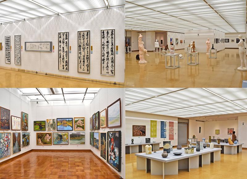 「第52回千葉市民美術展覧会」千葉市美術館
