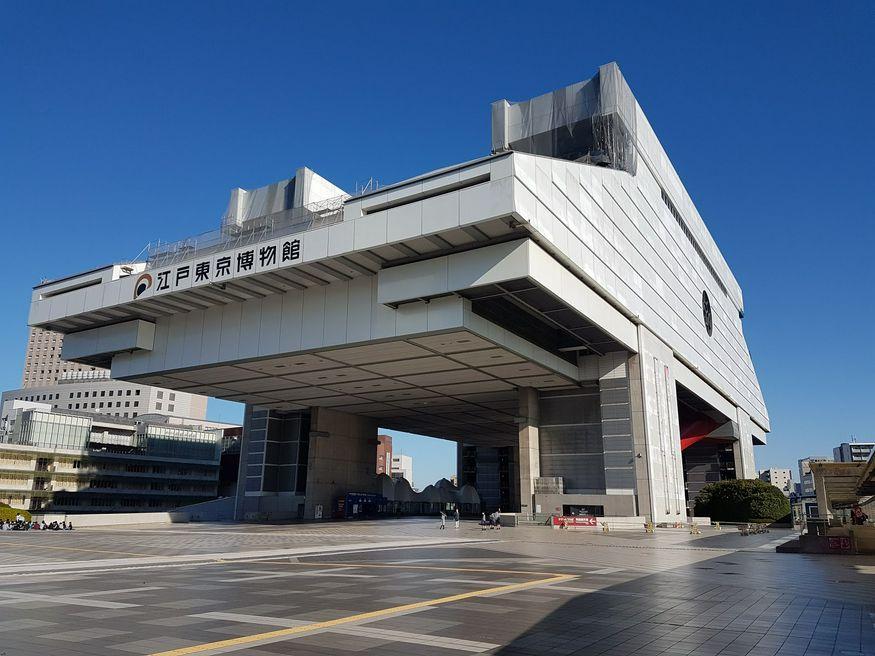江戸東京博物館-墨田区-東京都