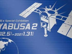 TeNQ's Special Exhibition「HAYABUSA2」宇宙ミュージアムTeNQ