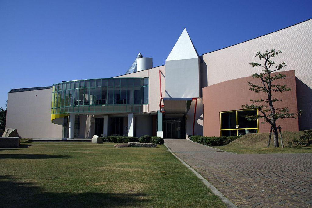 芦屋市立美術博物館-伊勢町-芦屋市-兵庫県
