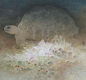 Vol.14 山田伸「美への胎動」京都府立堂本印象美術館