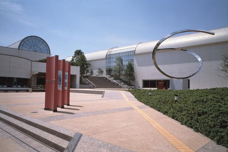 平塚市美術館-平塚市-神奈川県