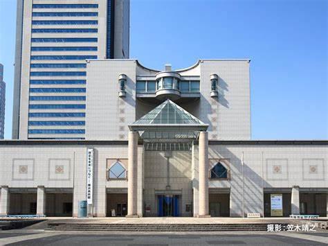 横浜美術館-横浜市-神奈川県
