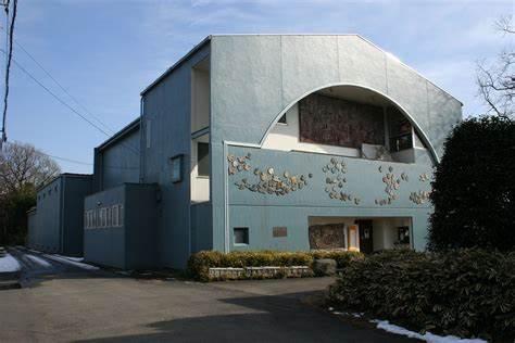 原爆の図丸木美術館-東松山市-埼玉県