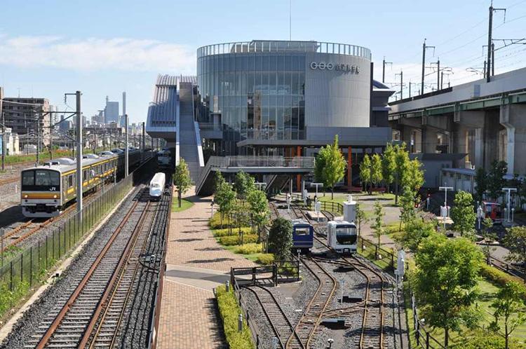 鉄道博物館-さいたま市-埼玉県