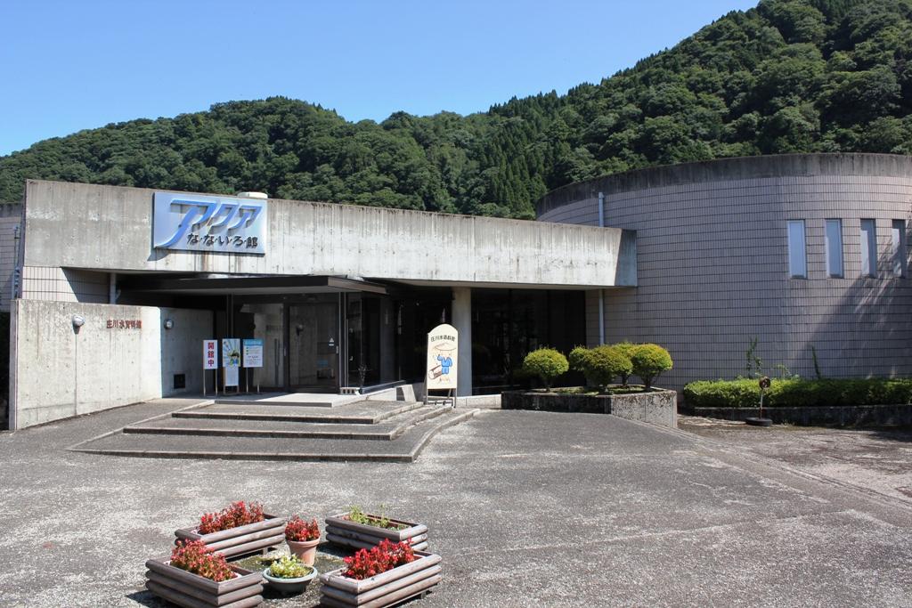 庄川水資料館-砺波市-富山県