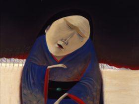 「美術館ベストセレクション-油彩画を中心に-」倉敷市立美術館