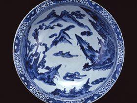 特別企画展「中国青花せいかと染付磁器 ―京都の鹿背山かせやま焼―」大和文華館