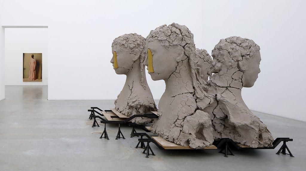「ミヒャエル・ボレマンス マーク・マンダース ダブル・サイレンス」金沢21世紀美術館