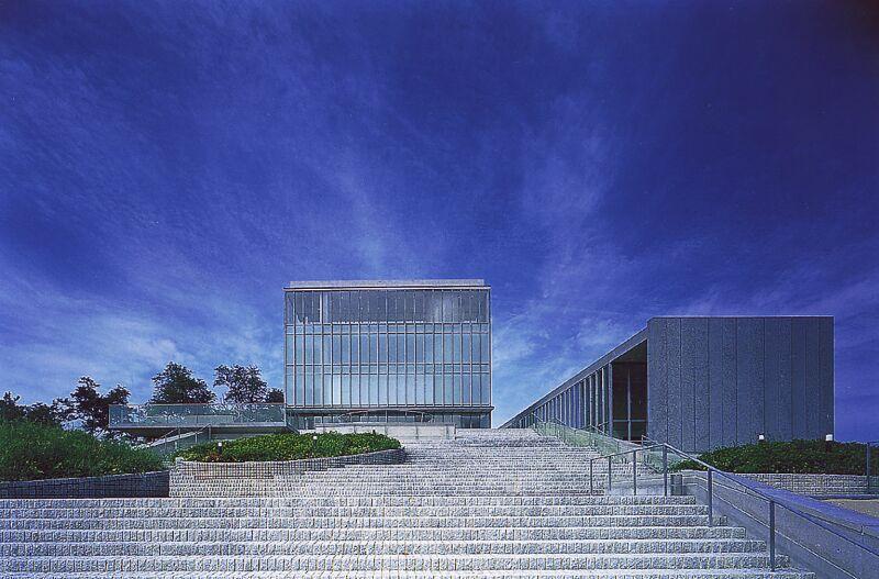 石川県西田幾多郎記念哲学館-かほく市-石川県