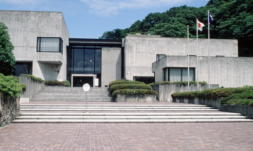 鳥取県立博物館-東町-鳥取市-鳥取県