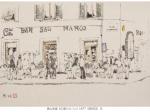 第4期コレクション展/展示室1「『旅』と絵画」大分市美術館
