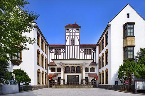 早稲田大学坪内博士記念演劇博物館-新宿区-東京都