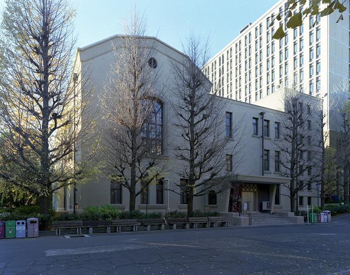 早稲田大学會津八一記念博物館-新宿区-東京都