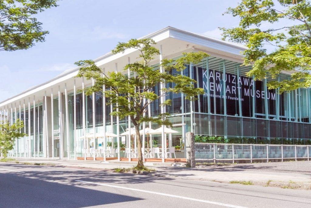 軽井沢ニューアートミュージアム-北佐久郡-長野県