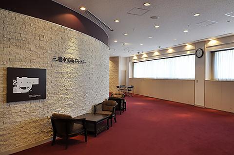 三鷹市美術ギャラリー-三鷹市-東京都