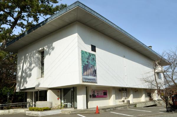 新潟市會津八一記念館-新潟市-新潟県