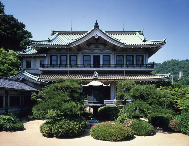 白鶴美術館-神戸市-兵庫県