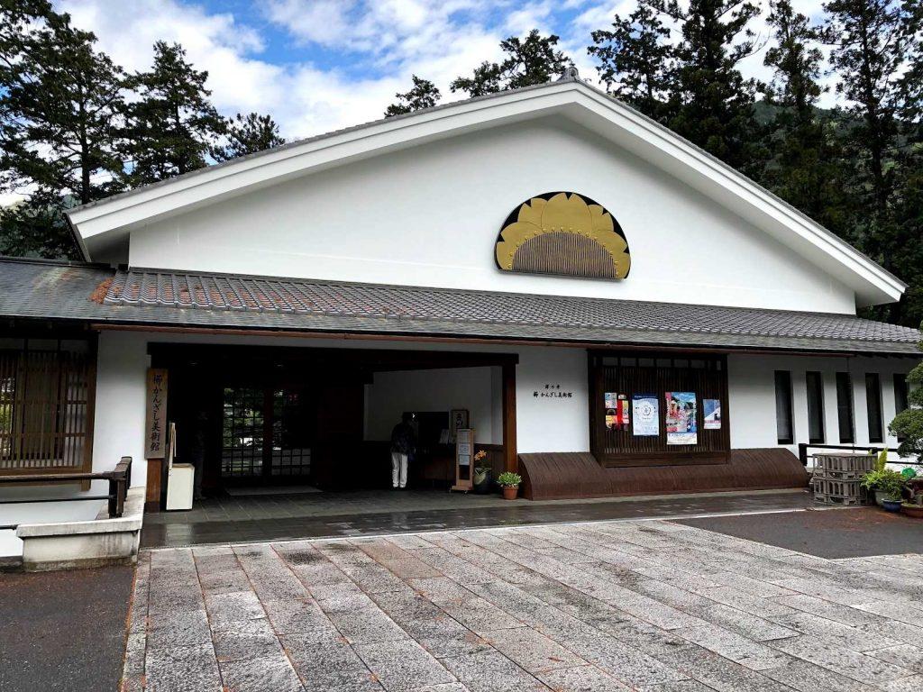澤乃井櫛かんざし美術館-青梅市-東京都