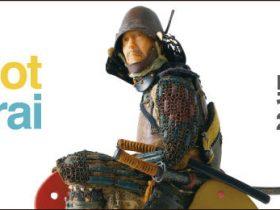 特別展「野口哲哉展─this is not a samurai」山口県立美術館