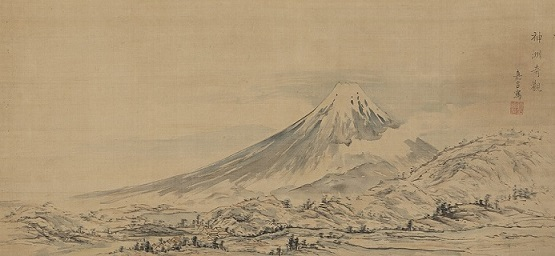 丹羽嘉言「神洲奇観図」名古屋市博物館 全期間展示
