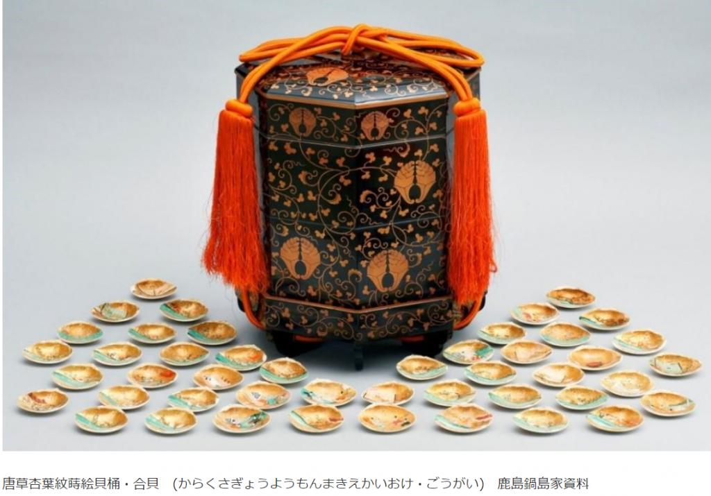 コレクション展「お姫さまのおきにいり」佐賀県立博物館・美術館