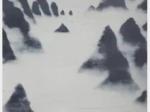 「富岡惣一郎「霧」」南魚沼市トミオカホワイト美術館