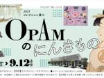 「2021コレクション展Ⅱ OPAM のにんきもの」大分県立美術館