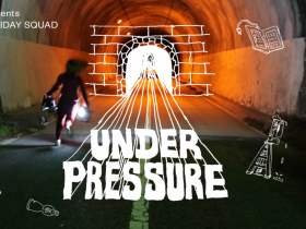 SIDE CORE / EVERYDAY HOLIDAY SQUAD 個展「under pressure」青森公立大学 国際芸術センター青森